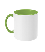 Load image into Gallery viewer, Powered by Matcha Mug - Track and Fit Club