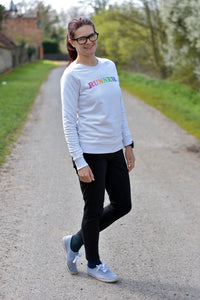 Runner Rainbow Sweater - Track and Fit Club