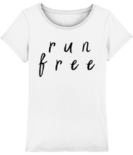 Load image into Gallery viewer, Run Free Tshirt - Track and Fit Club