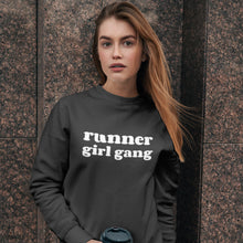 Load image into Gallery viewer, Runner Girl Gang Sweater