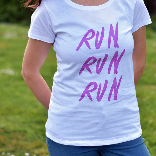 Run Run Run Tshirt