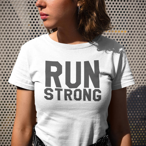 Run Strong Tshirt