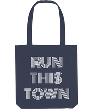 Load image into Gallery viewer, Run This Town Tote Bag