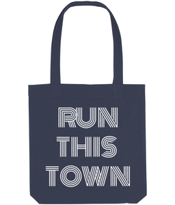Run This Town Tote Bag