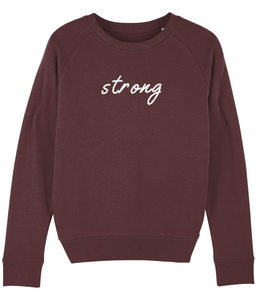 Strong Sweater - Track and Fit Club