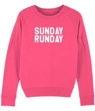 Load image into Gallery viewer, Sunday Runday Sweater - Track and Fit Club