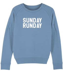 Sunday Runday Sweater - Track and Fit Club