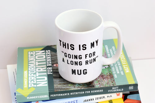 This is My Going for a Long Run Mug - Track and Fit Club