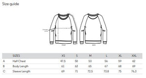 Geordie Racer Sweater - Track and Fit Club