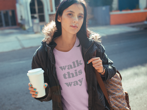 Walk This Way Sweater - Track and Fit Club