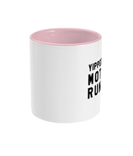 Load image into Gallery viewer, Yippee Ki Yay Mother Runner Mug - Track and Fit Club