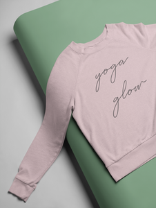 Yoga Glow Sweater