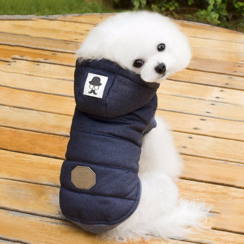 Warm Hoodie For Small Big Dogs