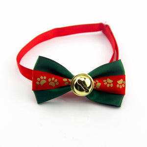 Open image in slideshow, Christmas Pet Collar Accessory Dogs