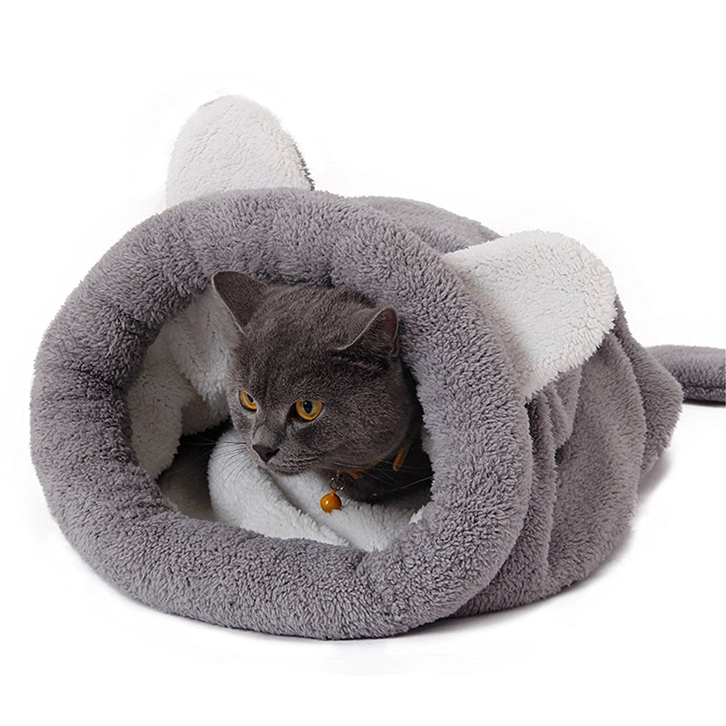 Cute Pet Bed Winter Warm Cat Dog
