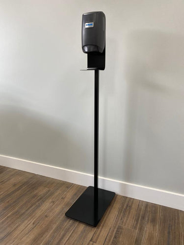 Floor standing Sanitizer Stand