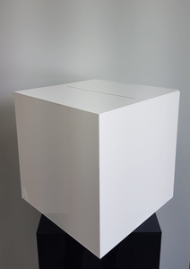 Acrylic Box with Slide-Out Feature