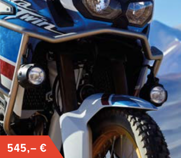Original Honda CRF1000LAS Africa Twin Adventure Sports 2018-2019 Nebellampensatz - BIKERS BIKESHOP