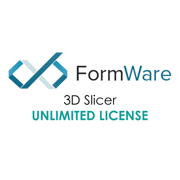 Formware 3D Slicer Unlimited - MakerMarketCo