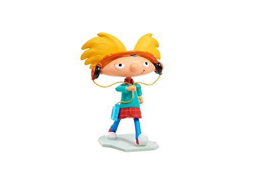 Nick 90's Just Play Hey Arnold Toy Figures
