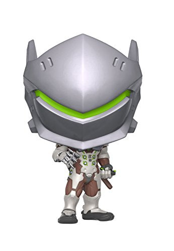 Funko Pop Games: Overwatch - Genji Collectible Figure, Multicolor