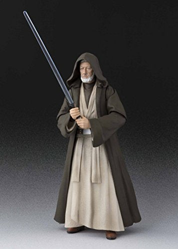 S. H. Figuarts Star Wars (STAR WARS) Ben Kenobi (A New Hope) Approx. 150 mm ABS & PVC painted movable figure Japan Import