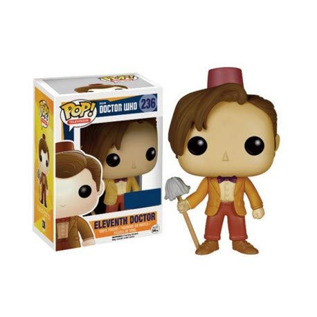 Funko POP! Doctor Who: Eleventh Fez Doctor #236