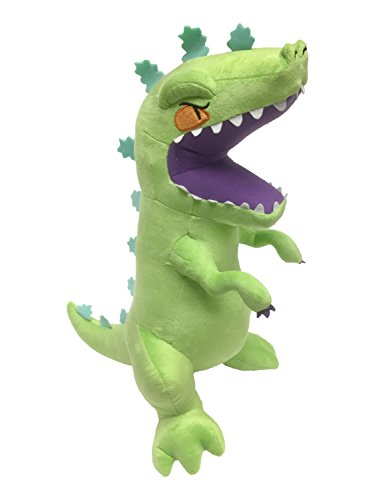 Nickelodeon Nick 90's/Splat Reptar Plush Pillow Buddy