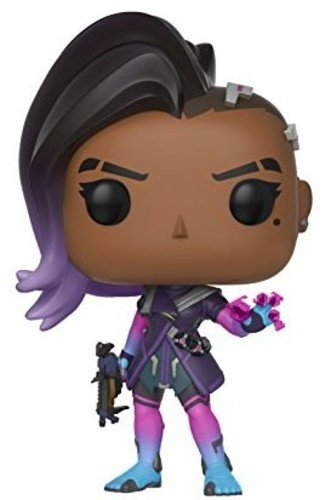 Funko POP! Games: Overwatch - Sombra, Multicolor