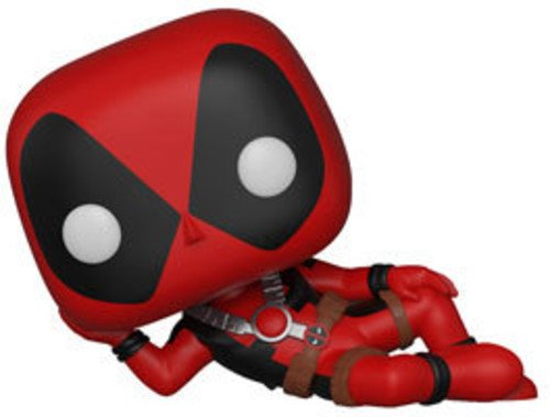 Funko Pop Marvel - Sexy Deadpool Collectible Figure, Multicolor
