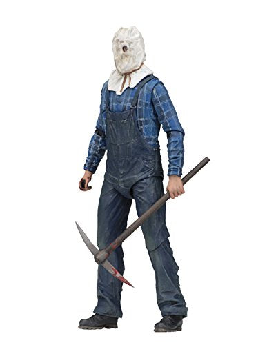 "NECA Friday the 13th 7"" Scale Action Figure-Ultimate Part 2 Jason"