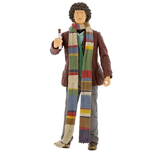 Doctor Who 4th Doctor - Tom Baker Fourth Doctor Action Figure - 5