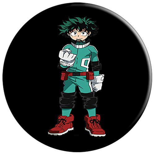 My Heroes Academia Izuku Anime - PopSockets Grip and Stand for Phones and Tablets