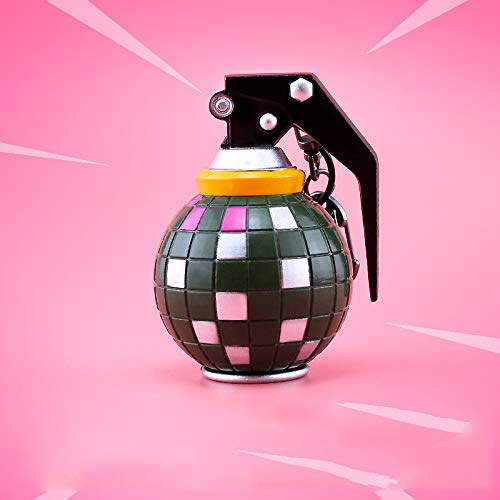 Fortnite Boogie Bomb Keychain Key Ring Accessory