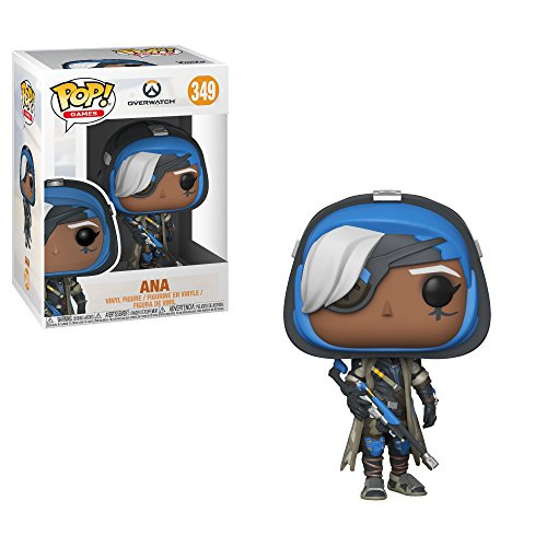 Funko Pop Games: Overwatch - Ana Collectible Figure, Multicolor