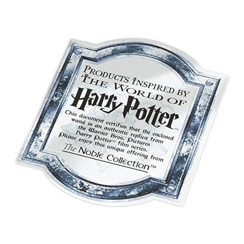 The Noble Collection - Harry Potter Professor Snape's Wand in Ollivanders Box