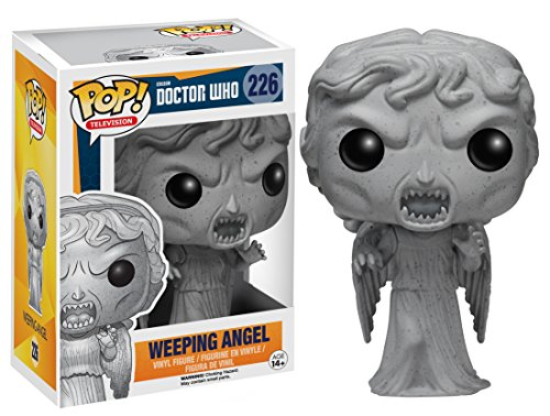 Funko 5258 POP TV: Doctor Who Weeping Angel Action Figure