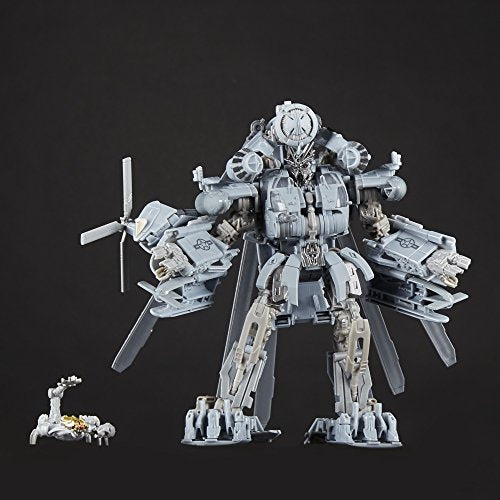 Transformers Studio Series 08 Leader Class Movie 1 Decepticon Blackout
