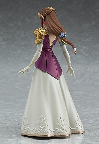 Good Smile The Legend of Zelda Twilight Princess Zelda Figma Action Figure