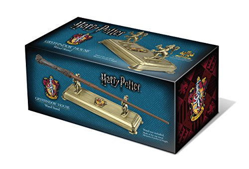 The Noble Collection Harry Potter Gryffindor House Wand Stand
