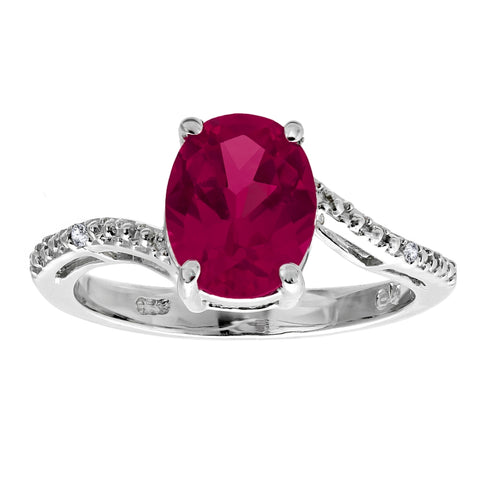 Image of stone-color-created-ruby