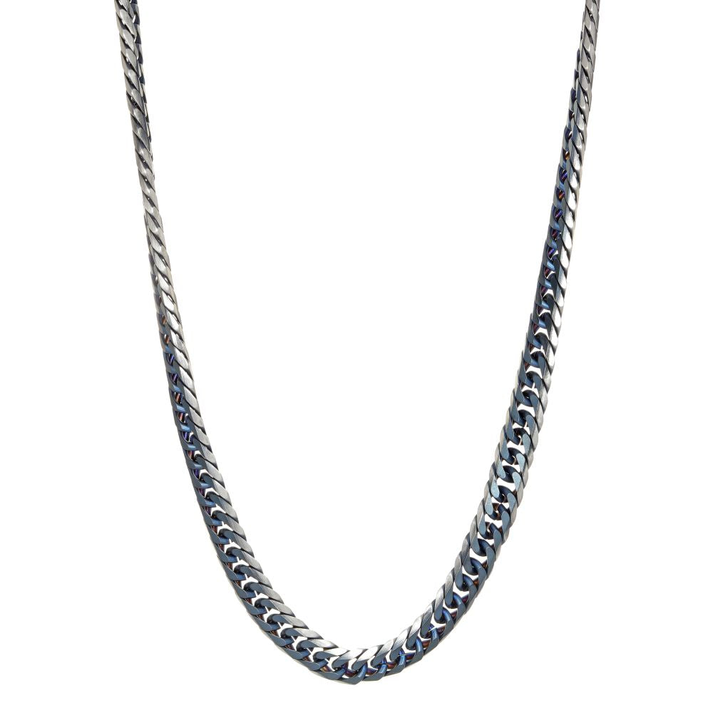 Stainless Steel Gourmeta Chain with Ion Plating