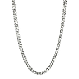 Stainless Steel Foxtail Necklace