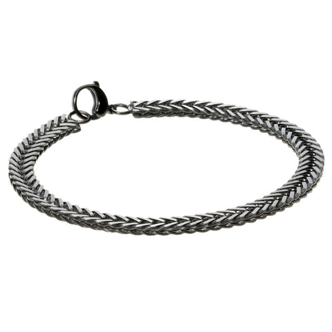 Stainless Steel Bracelet with Ion Plating