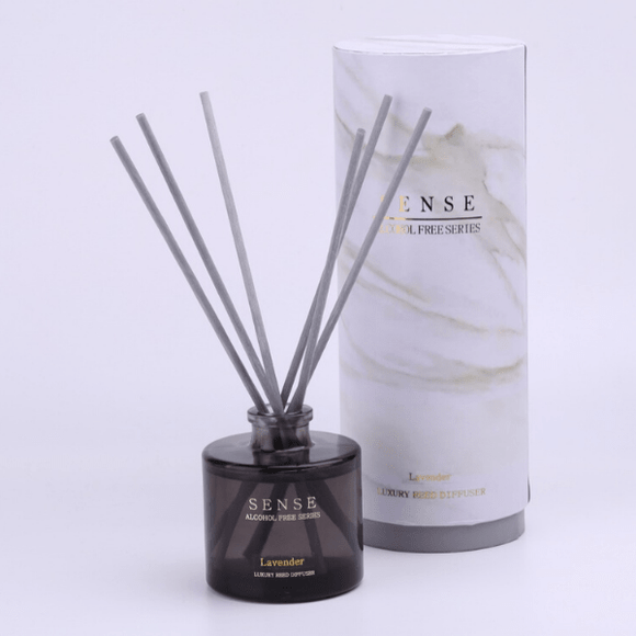 ALCOHOL FREE SERIES Reed Diffuser Set - The Sense House