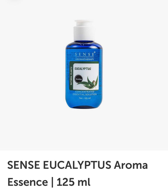 Eucalyptus Water Based Essential Oil 125ml/250ml - The Sense House