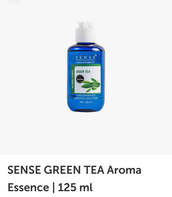 Green Tea Water Based Essential Oil 125ml/250ml - The Sense House