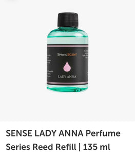 SENSE Perfume Series Reed Refill - The Sense House