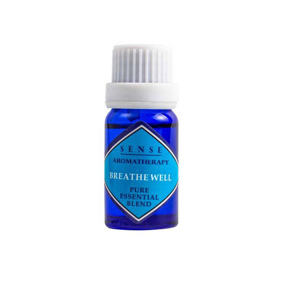 Breath Well Essential Oil - The Sense House