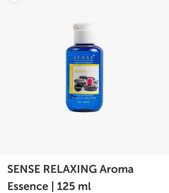 Relaxing Water Based Essential Oil 125ml/250ml - The Sense House